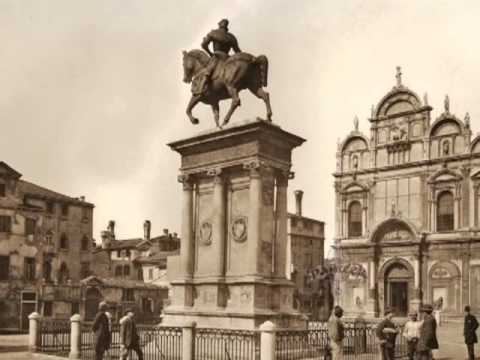 Conservation Project - The Bartolomeo Colleoni Monument, Italy