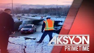 Pinakamalaking siyudad sa Alaska, niyanig ng magnitude 7 na lindol