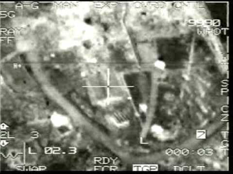 NATO bombing Serbia 1999 - Suspected Border Post