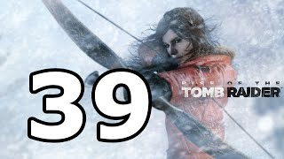 Rise of the Tomb Raider Walkthrough Part 39 - No Commentary Playthrough (Xbox One)