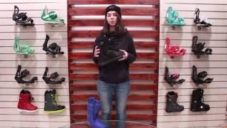 Видео обзор: сноубордические ботинки Burton Felix