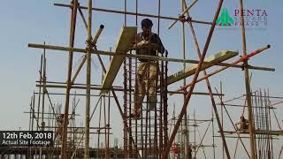 Penta Square Construction Update