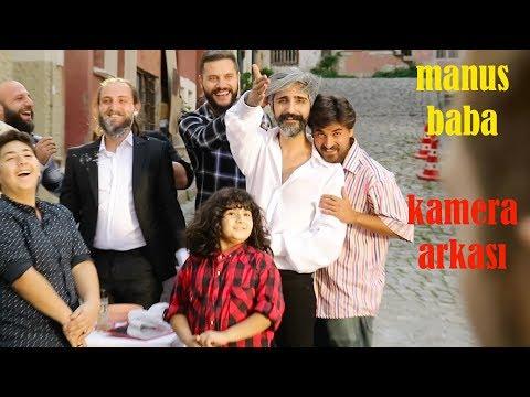 Manuş Baba - Eteği Belinde / Klip Çekimi Kamera Arkası