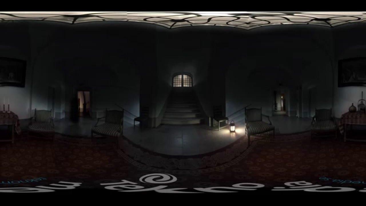 Löfstad slott. Spökvandring i 360 grader - YouTube 9bfe9359affd6