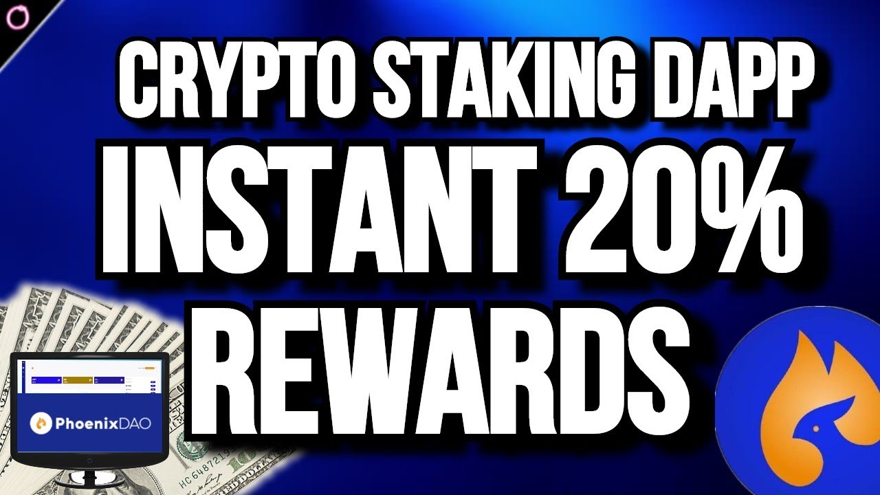 Get Instant 20% Staking Cryptocurrency Rewards with this Defi Project