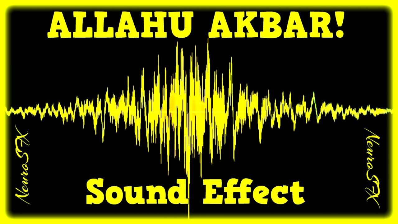 Allahu akbar sound hll abo centrinvest
