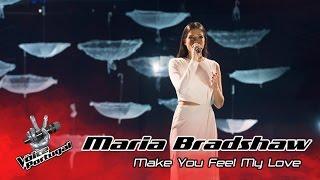 Maria Bradshaw - Make You Feel My Love (Adele) | Gala | The Voice Portugal