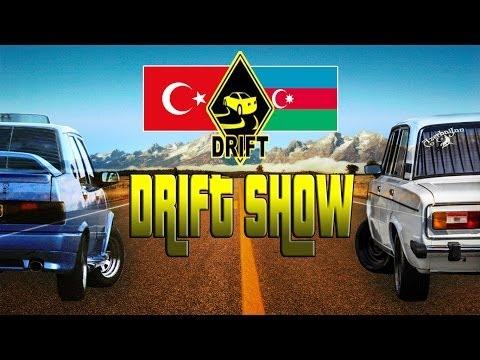 Avtosh 2016 | Drift Show [TR & AZE]