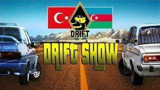 Avtosh 2015   Drift Show [TR & AZE]