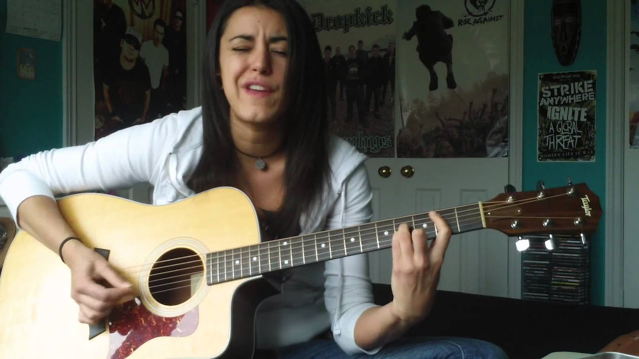 strung-out-matchbook-acoustic-cover-jenn-fiorentino