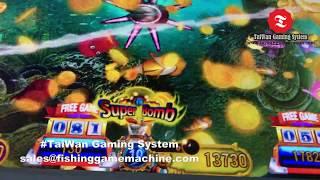 Phoenix Slot Revenge Fishing Game Machine by TaiWan Gaming System(sales@fishinggamemachine.com)