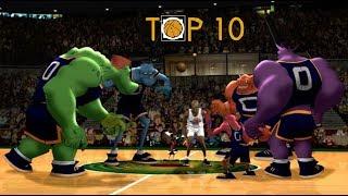 Топ 10 фильмов о баскетболе