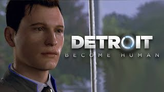 DETROIT: BECOME HUMAN Full Playthrough #17 - RUSSIAN ROULETTE