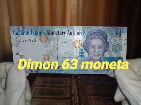 Banknote  One Dollar  / Cayman Islands
