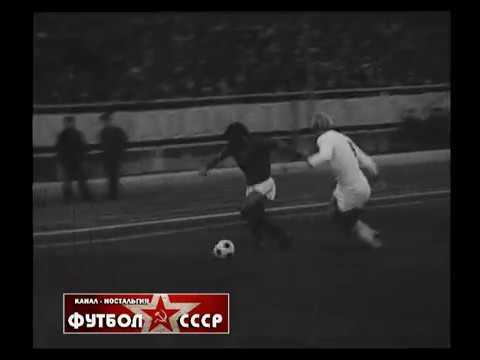1973 Арарат (Ереван) - Зенит (Ленинград) 3-2 Чемпионат СССР, обзор 3