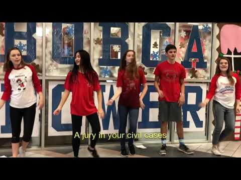 Law School Musical (Bill of Rights)