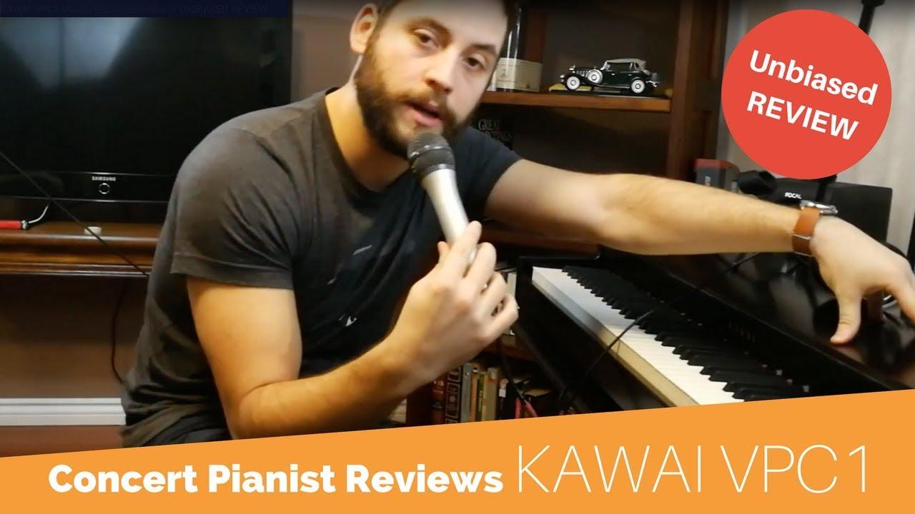 KAWAI VPC1 Virtual Piano Controller // UNBIASED REVIEW