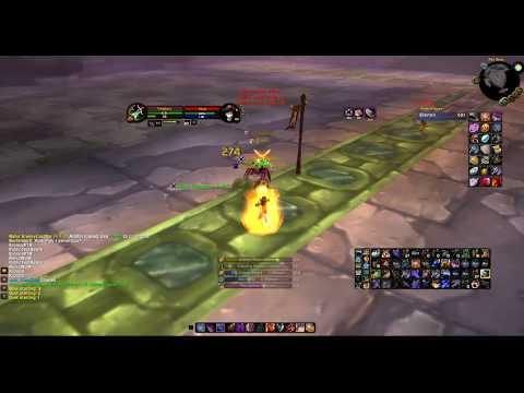INSANE CLASSIC WOW DUELS ★ PERPLEXITY vs GOTH [Rogue vs Warlock]
