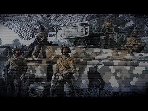Стримы по Arma3 - SP Кампания 'Callsign Minotaur' прохождение