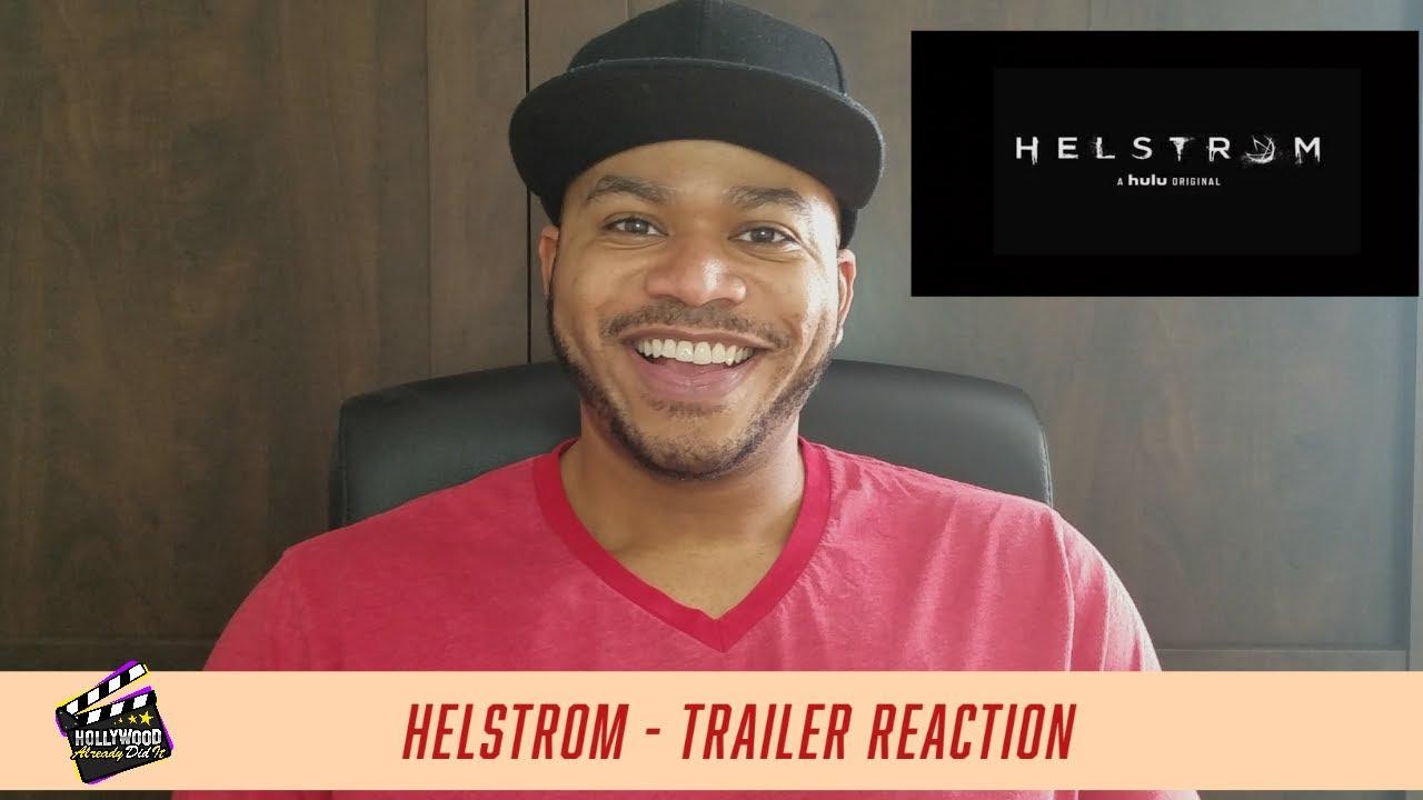 Helstrom - TEASER TRAILER Reaction ...