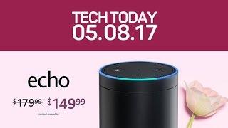 Amazon Echo price drops, Apple disses rivals' smart speakers (Tech Today)