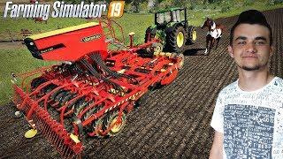 "Farming Simulator 19 ""Moja Amerykańska Gospodarka""#5 ㋡ Nowy nabytek, Konie i Krowy! ✔ MafiaSolecTeam"