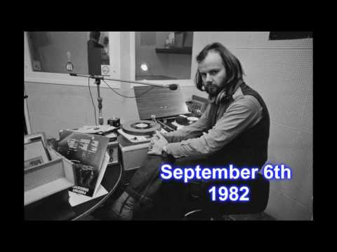 John Peel Radio Show Sept 6th 1982