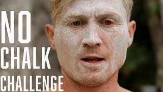 Climbing without using feet and chalk - Challenge with Pete Whittaker