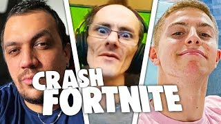 Baixar ON FAIT CRASH FORTNITE AVEC MICHOU