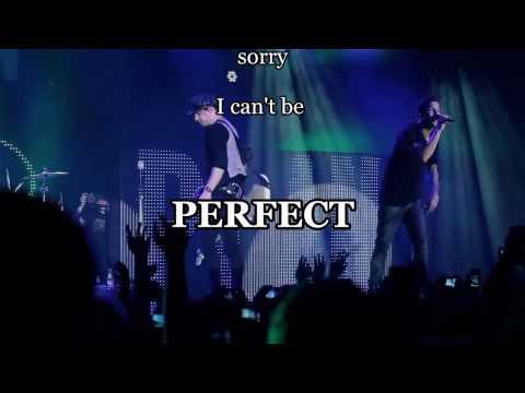 SIMPLE PLAN - PERFECT (Live in Australia) HD With Lyrics