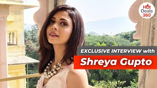 In Conversation with Shreya Gupto