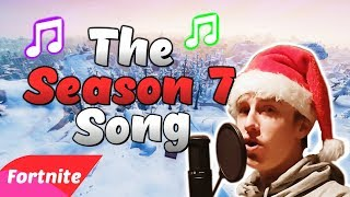 The Season 7 Song - FORTNITE ♫ (Take on Me Parody)