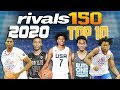 Updated 2020 Rankings Revealed!!!