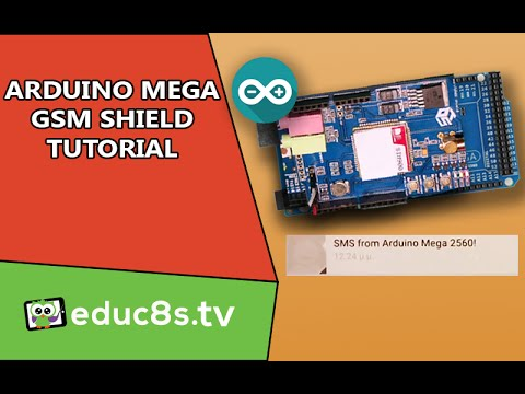 GSM Shield on an Arduino Mega tutorial