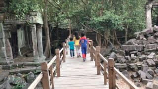 Download Beng Mealea or Boeng Mealea Temple at Siem Reap Province Mp3