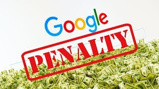 Google Slapped With Record Fine