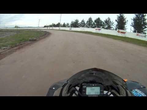 Goodbye First Kart Body...