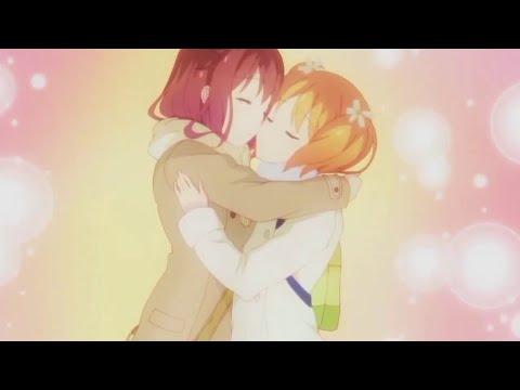 Top 10 Yuri Anime {girls Love}