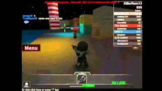 Ram Plays Roblox: The Stalker: Part 3: Gameplay and Commentary