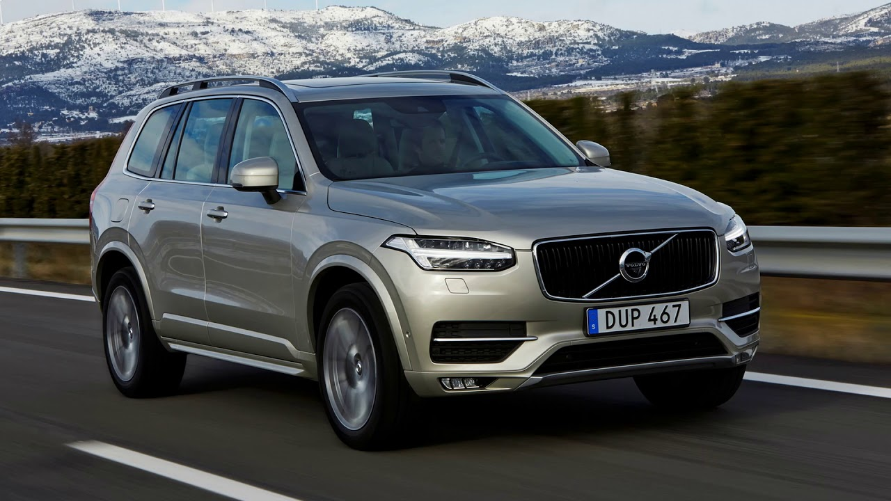2018 Volvo Xc90 Comes With Standard 3 Row Layout In Usa