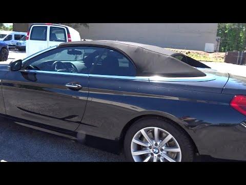 2016 BMW 6 Series Atlanta, Marietta, Decatur, Johns Creek, Alpharetta, GA U5690