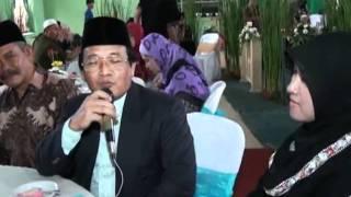 Yupe Pernikahan Yusi   Tema ucapan selamat  Bupati Muammar Jujun Junaedi Putri KH Khoiril Anam MZD
