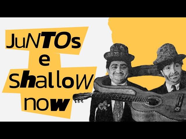 #JUNTOSESHALLOWNOW: A PROFUNDIDADE DA LÍNGUA PORTUGUESA - EDUARDO BUENO