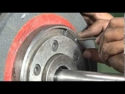 Centerless Grinding Wheel Balancing Bhagwansons Cente