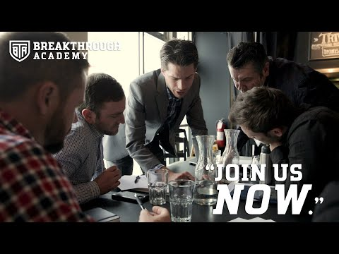 Breakthrough Academy | Take Your Trades Business to The Next Level