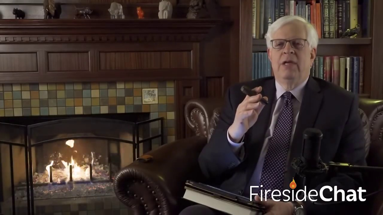 Fireside Chat with Dennis Prager! Ep. 29