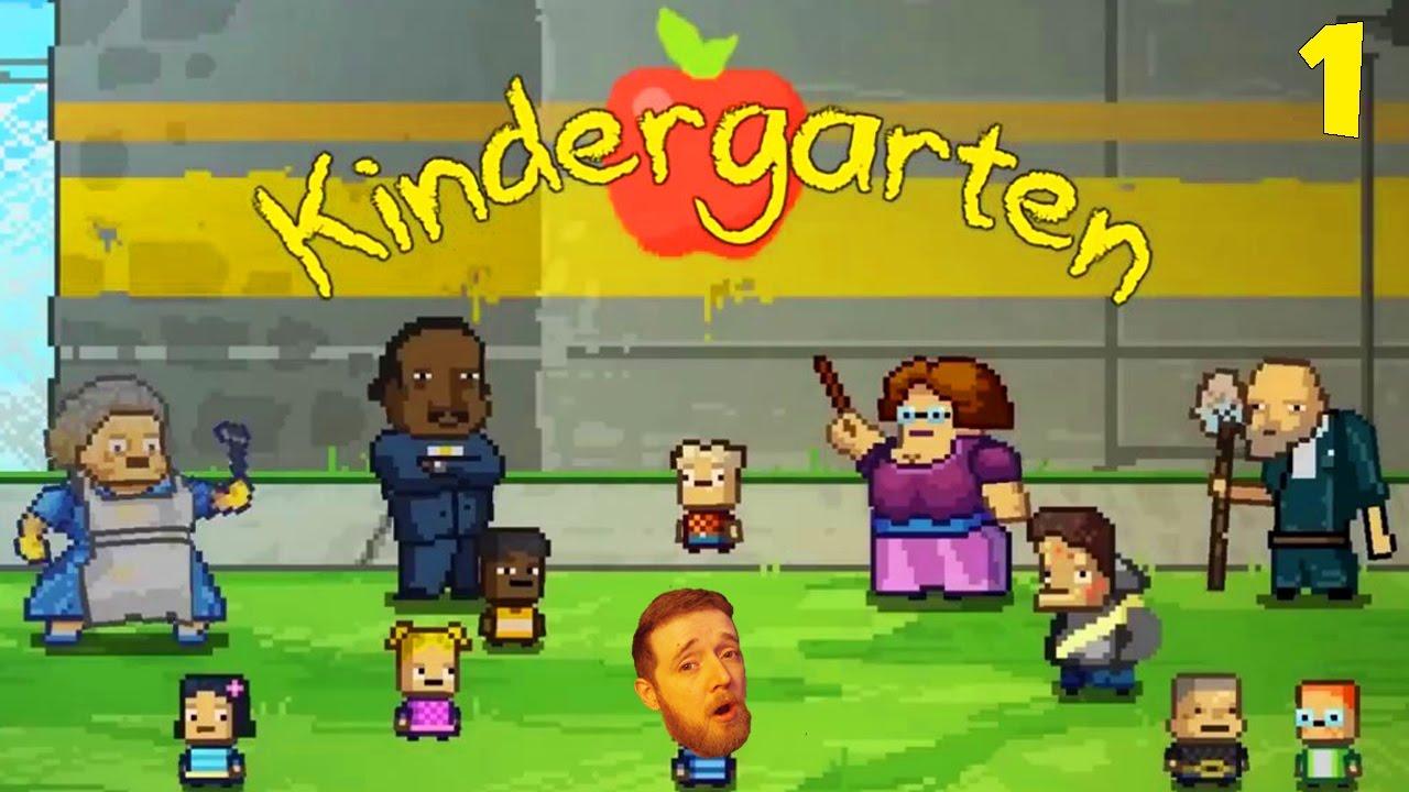 video games for preschoolers kindergarten quot day quot steam early access part 1 359