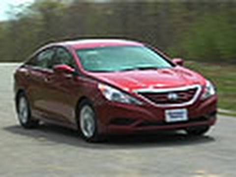 Charming 2011 Hyundai Sonata Review | Consumer Reports   YouTube