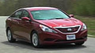 Hyundai Sonata: Consumer Reports 2012 Top Pick Affordable Family Sedan