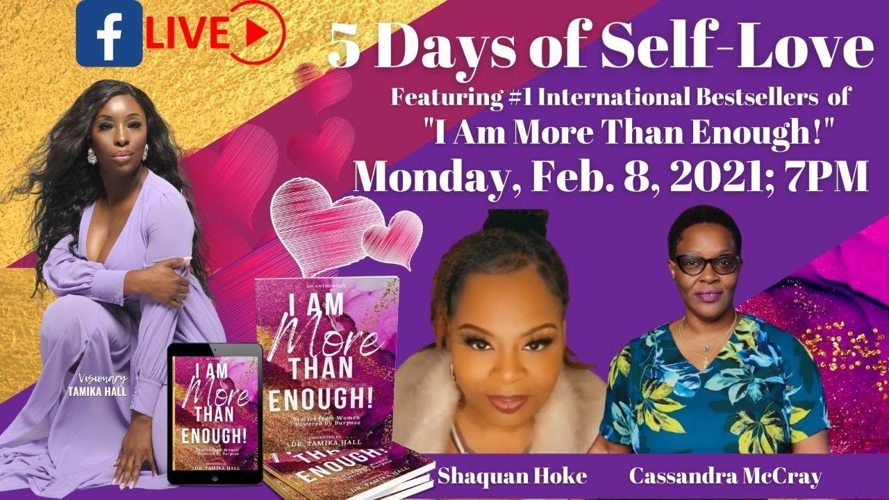 Tamika Hall Live: Shaquan Hoke & Cassandra McCray